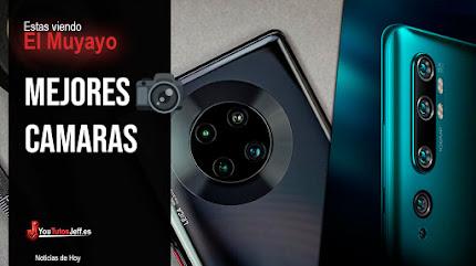 Teléfonos con Mejor Cámara 2019