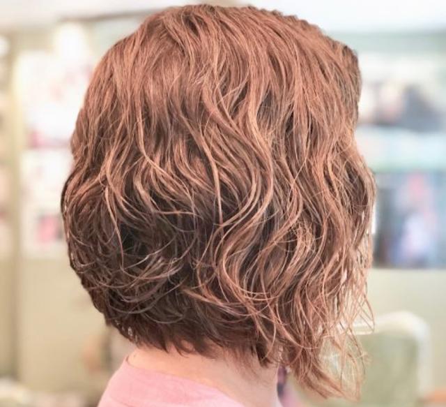 naturally curly bob 2020