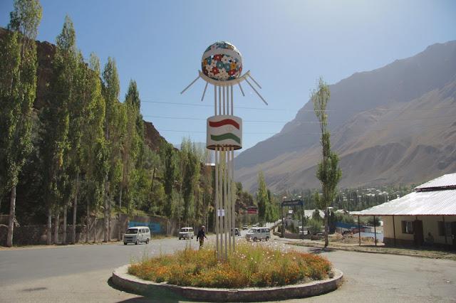 Tadjikistan, Haut-Badakhshan, Pamir, Khorog, © L. Gigout, 2012