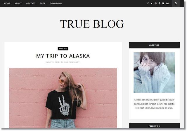best free blogger templates 2020