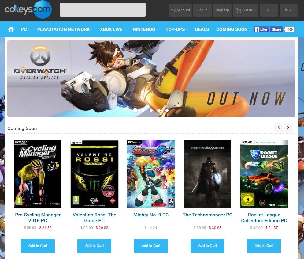 64f38e434 من أفضل مواقع بيع سيريالات الألعاب وألعاب فيديو لجميع منصات الألعاب وخاصة  ألعاب الكمبيوتر والبلايستايشن والإكس بوكس والنينتاندو. حيث يتوفر على جديد  الألعاب ...