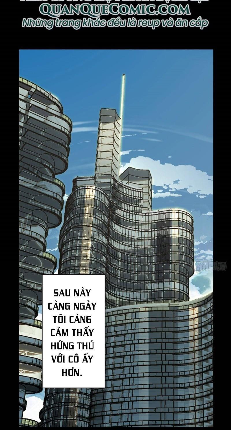Đại Tượng Vô Hình chap 68 - Trang 18