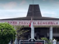 Doa Pelantikan Pimpinan DPRD Provinsi Bengkulu
