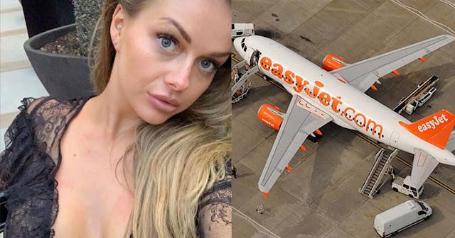 Πέταξαν έξω από πτήση της EasyJet μητέρα, επειδή ήταν προκλητικά ντυμένη και όλοι χάζευαν το στήθος της