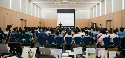 My big photography seminar... in JAPANESE!