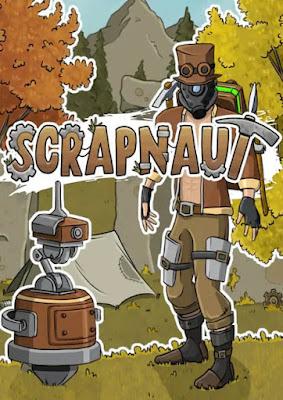 Capa do Scrapnaut