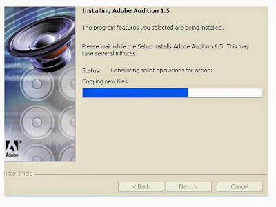 Download Gratis Adobe Audition 1.5 full Version Dengan Serial Number