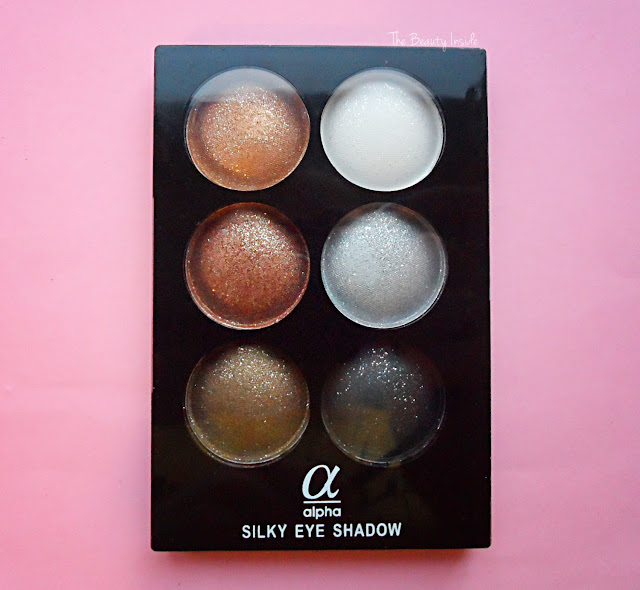neutrial eyeshadow palette