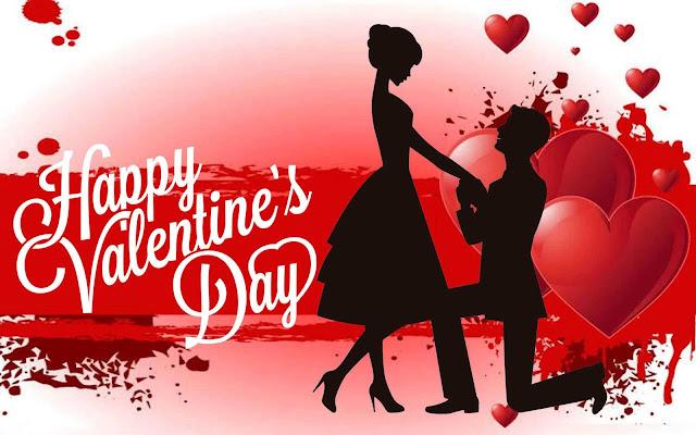 romantic valentines day wallpaper