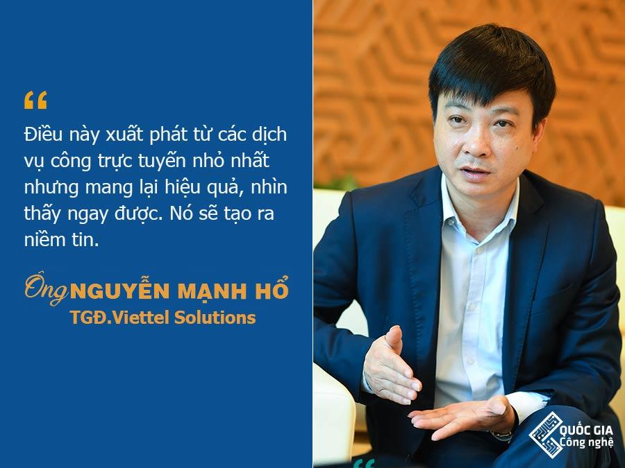 CEO Viettel Solutions và Câu chuyện xây dựng thành phố thông minh - 06