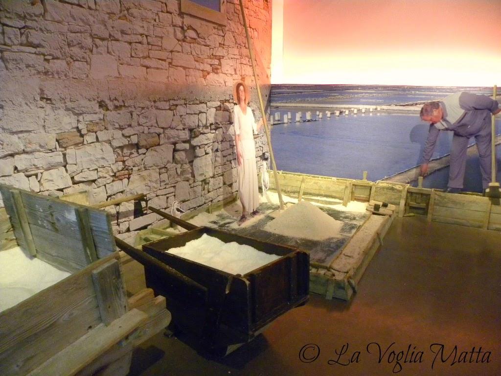 Saline di Sicciole museo del sale