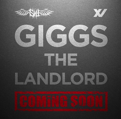 "GIGGS ANNOUNCES NEW ALBUM ""THE LANDLORD"""