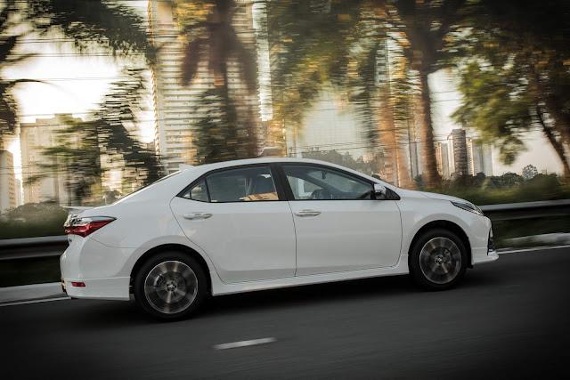 Toyota Corolla XRS 2018 - Branco
