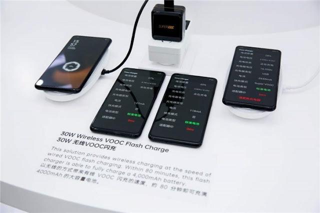 OPPO UNDER-SCREEN phone