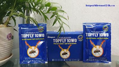 Bả diệt ruồi Topfly 10WG