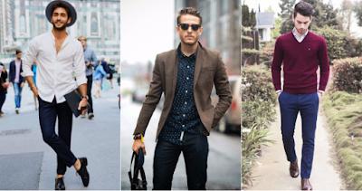 Tips Fashion Baju Casual untuk Pria