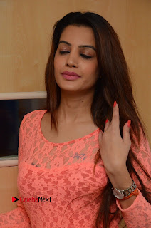 Deeksha Panth Pictures in Ripped Jeans at Radio City 91.1 FM ~ Bollywood and South Indian Cinema Actress Exclusive Picture Galleries