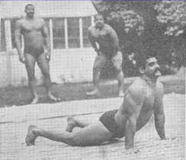 Gama Pehlwan Workout