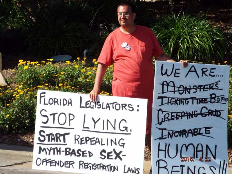 How to get off sex offender registry in florida