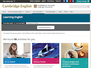 http://www.cambridgeenglish.org/learning-english/activities-for-learners/