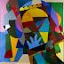 Georges TROUBAT, Artiste Peintre, Exposition collective Seiziem'Art virtuelle en ligne - 9-10-11 Octobre 2020