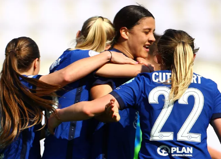 Chelsea vence o Wolfsburg de novo