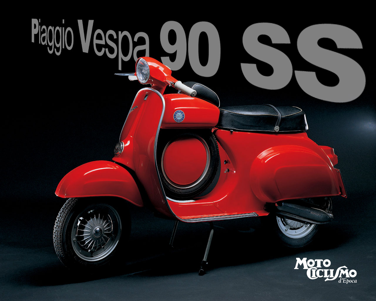 vespa 90 ss 1966 vespa scooters. Black Bedroom Furniture Sets. Home Design Ideas