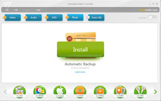 Freemake Video Converter Gold 4.1.9.47 Multilingual Full Serial