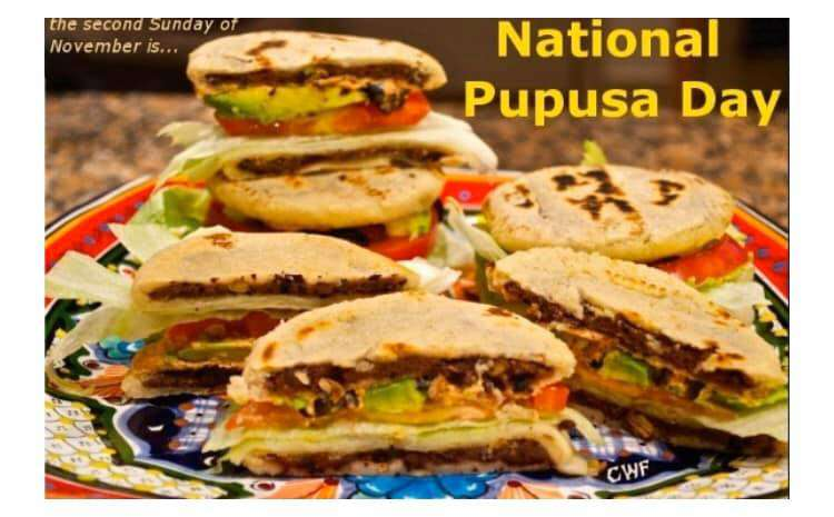 National Pupusa Day Wishes Beautiful Image