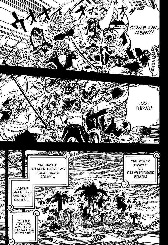 One Piece Manga Chapter 966 - Image 006