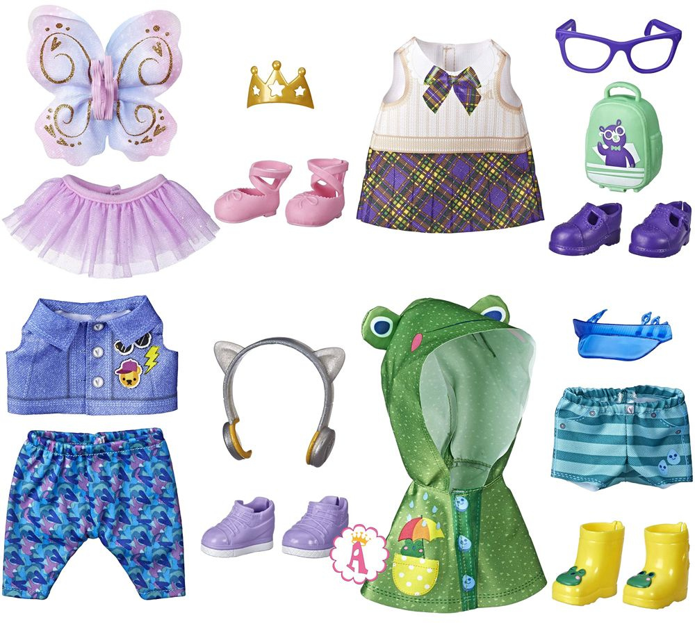 Одежда для кукол Baby Alive Littles Outfits
