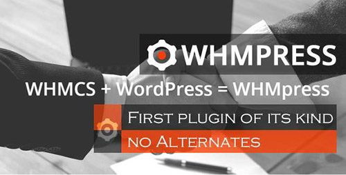 Free Download WHMpress V2.5.1 WHMCS WordPress Integration Plugin