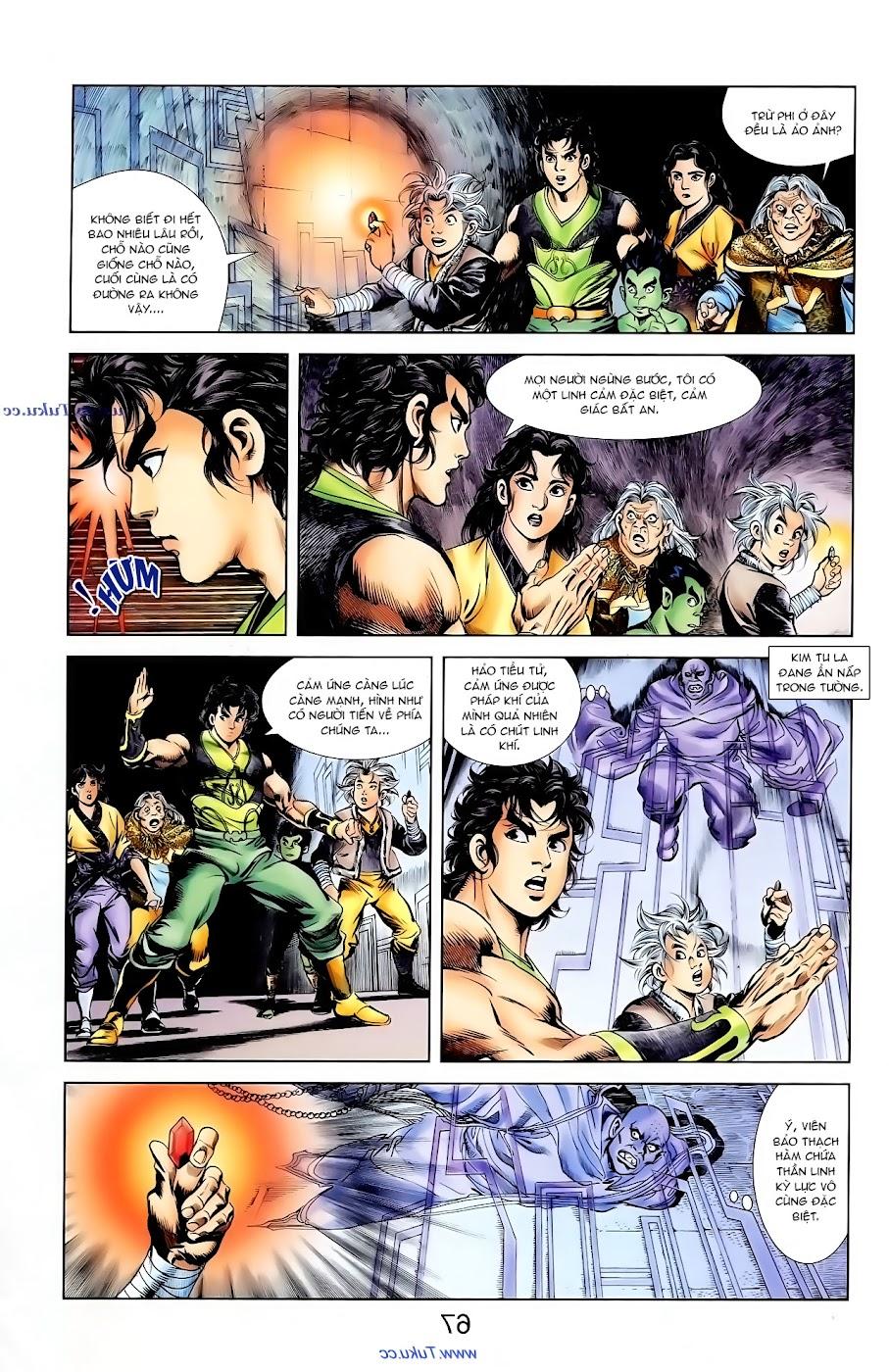 Cơ Phát Khai Chu Bản chapter 97 trang 25