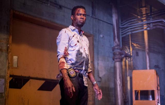 Morgan David Jones, Samuel L. Jackson, Ali Johnsons new movie Spiral: From The Book of Saw