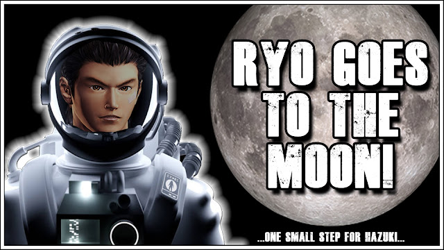 Ryo Goes to the Moon | Shenmue II Hack