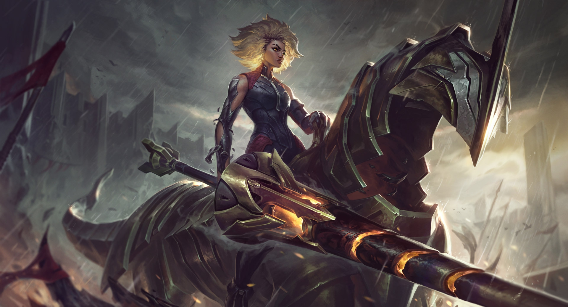 RELL: GUIDE TO BUILDS, RUNES AND GAMEPLAY OF THE NEW LEAGUE OF LEGENDS CHAMPION