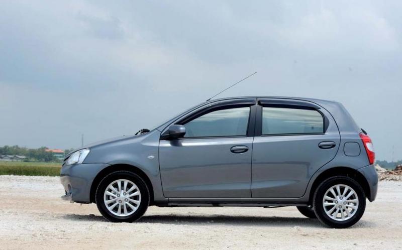 My Oto Moto: Test Drive Toyota Etios Valco