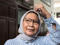 Ratna Sarumpaet Minta Jokowi Tinggalkan Istana