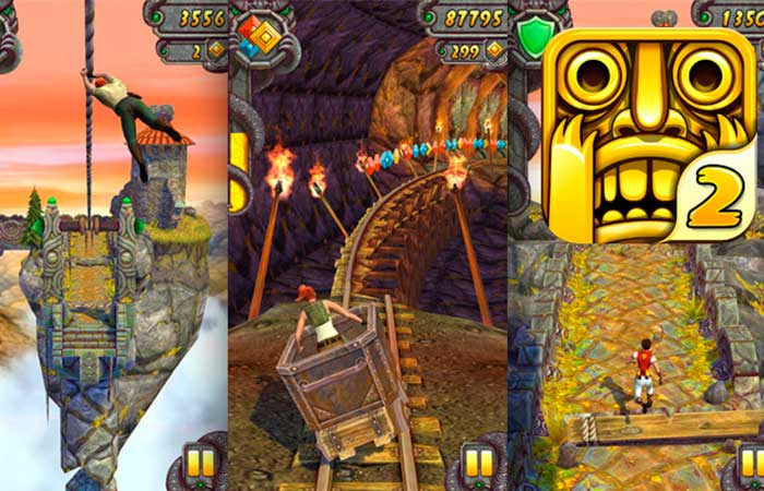 temple run 2 offline
