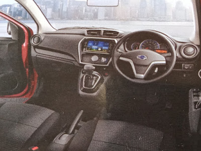 Gambar Safety & Security Datsun All New
