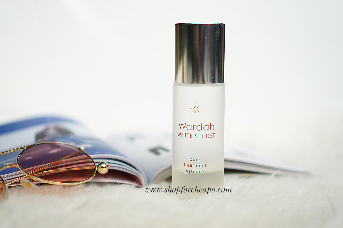 Review Lengkap Wardah White Secret Pure Treatment Essence