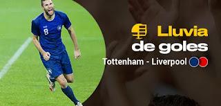 bwin promocion Tottenham vs Liverpool 11 enero 2020