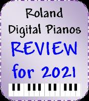 Roland Digital Piano Review HP & LX 2021