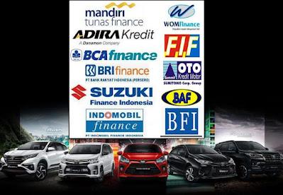 Perusahaan pembiayaan kredit mobil di Indonesia