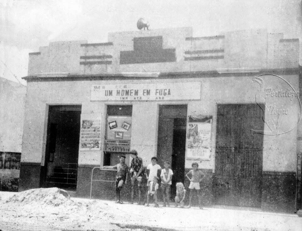 Fortaleza Nobre   Resgatando a Fortaleza antiga   Cine Nazaré - Uma ... dd9765388a