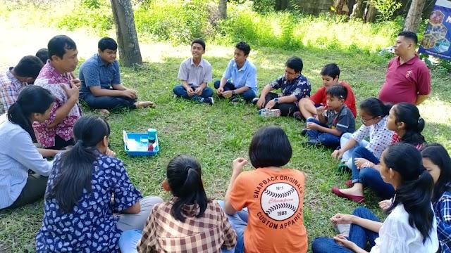 Pertemuan APP 1 PIR Paroki Nandan