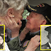 Lovers separated during WWII reunites after 75 years