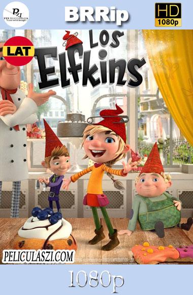 Los Elfkins (2019) HD BRRip 1080p Dual-Latino