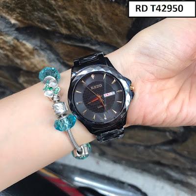 Đồng hồ đeo tay nam cao cấp Rado RD T42950