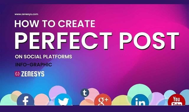 Creating the perfect social media post